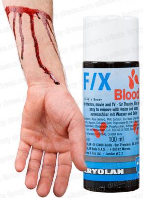 Kryolan F/X Blood (Dark) 100ml