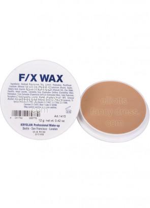 Kryolan F/X (Special Effect) Wax 140g
