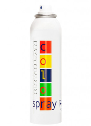 Kryolan Glitter Hair Spray (Green)