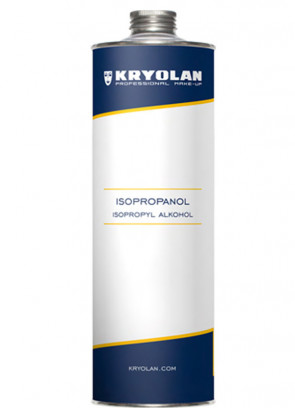 Kryolan 99% Isopropyl Alcohol (ISO Can be used as a brush sterilizer) 1000ml