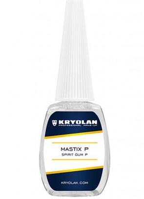 Kryolan Mastix P Spirit Gum - Strong Adhesive 12ml