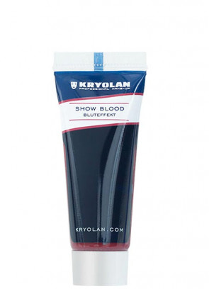 Kryolan Show Blood - gel like blood10ml