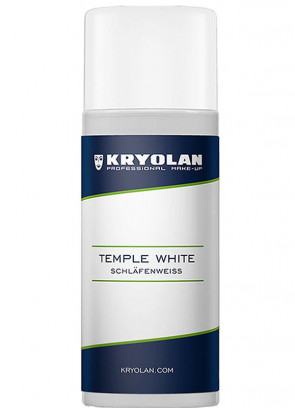 Kryolan Temple White – Grey 100ml