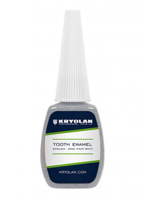 Kryolan Tooth Enamel - Silver 12ml
