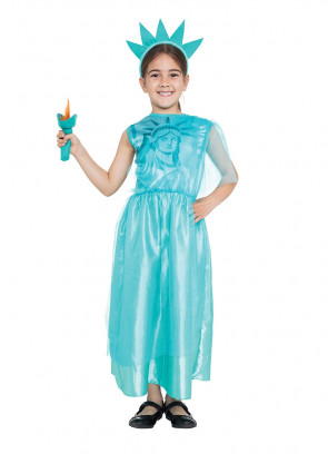 Liberty Girl - Statue of Liberty Costume