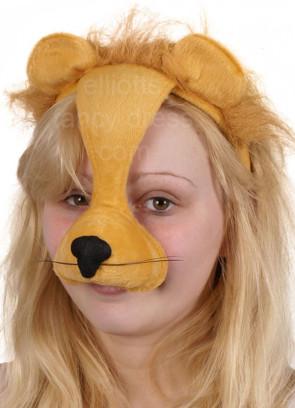 Lion Mask/Sound