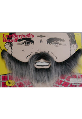 Lumberjacks Beard Brown