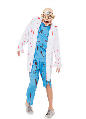 Mad Surgeon Costume