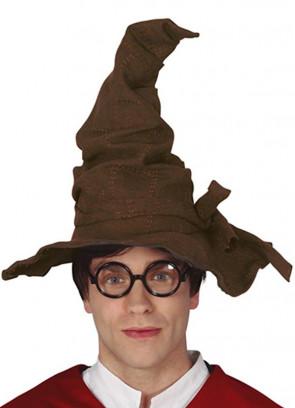 Magic Wizard Sorting Hat - Brown