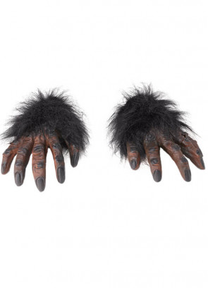 Hairy Hands - Gorilla Brown
