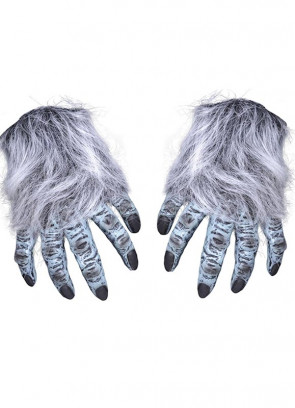 Hairy Hands - Wolf Grey