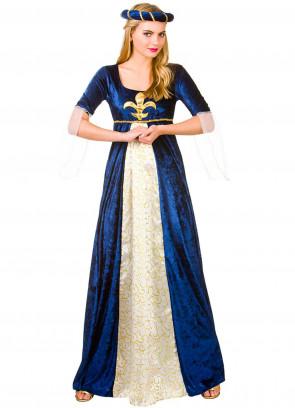 Medieval Maiden Forbidden-Lovers