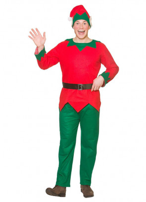 Christmas Elf Man