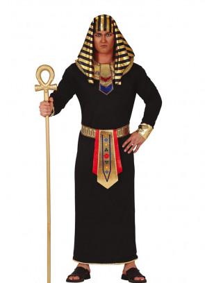 Mens Egyptian Pharaoh Costume - Black