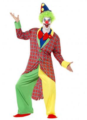 LA Circus Clown Costume
