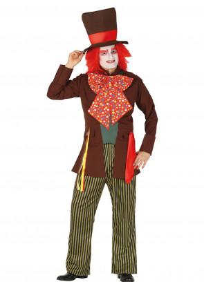 Mens Mad Hatter Costume – Crazy Tailor