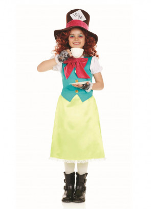 Little-Miss Hatter - Girls Costume