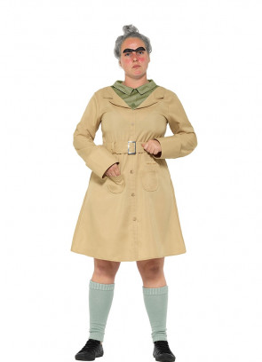 Miss Trunchbull – Roald Dahl – Matilda - Ladies Costume