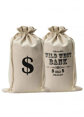 Money Swag Bag 30cm x 49cm