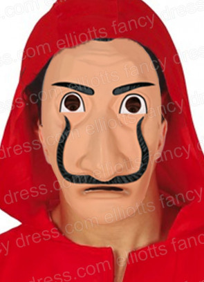 Eccentric Artist Heist Mask