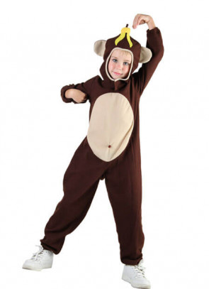 Banana Monkey Jumpsuit