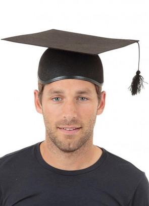 Graduation Mortar Board - V-Cut Cap