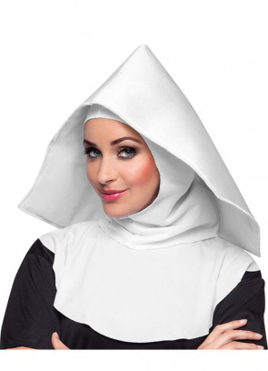 Mother Superior Hood (Nun's Habit)