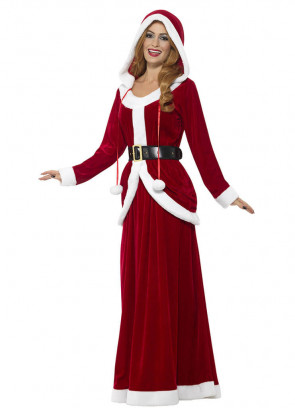Ms Claus Dress