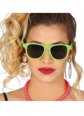 Neon Green Glasses