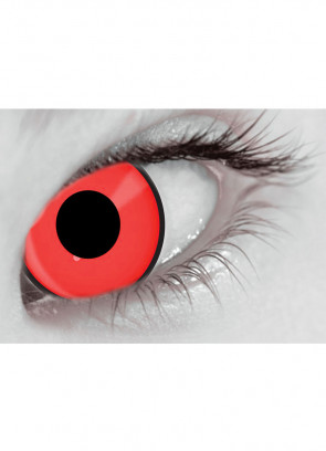 Vino Red UV Contact Lenses - One Day Wear