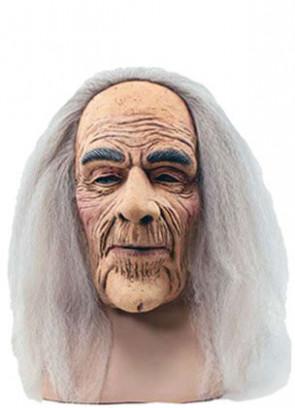 Old-Man Rubber Mask