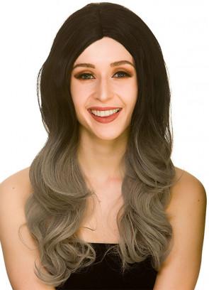 LA Galmour Wig - Black / Grey