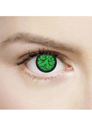 Blind Alien Contact Lenses - One Day Wear