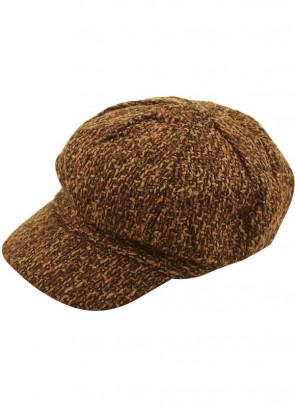 Paperboy Tweed Cap - Adult