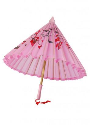 Pink Oriental Parasol