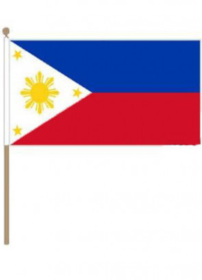 Philippines Hand Flag