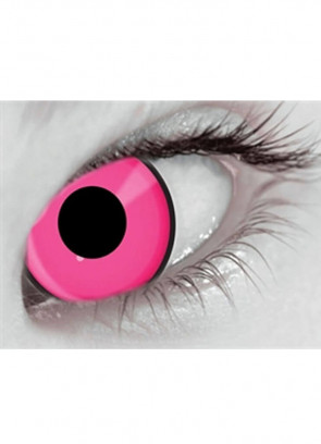 Climax Pink UV Contact Lenses - One Day Wear