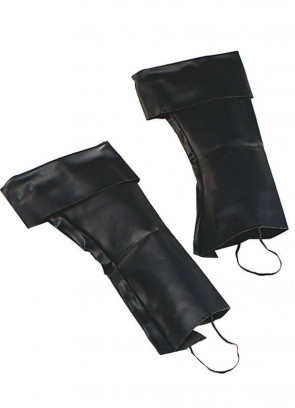 Pirate Boot Covers (Black)