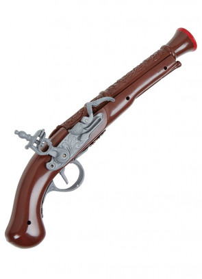 Brown Pirate Pistol - 35cm