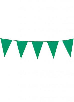 Green (10m) Bunting