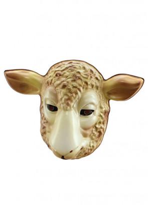 Lamb Plastic Mask