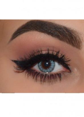Portobello Mint Coloured Contact Lenses - One Day Wear