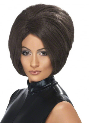 Posh Spice Brown Wig