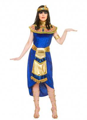 Princess Cleopatra - Royal Blue