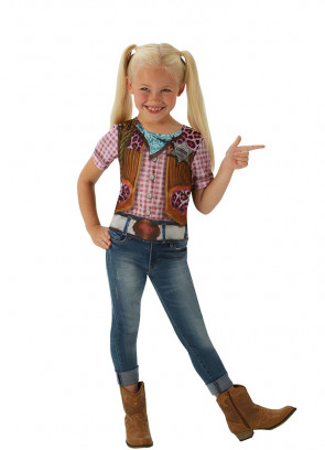 Cowgirl T-Shirt - Kids