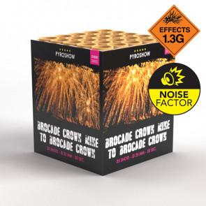 Firework (CAKE) Brocade Crown