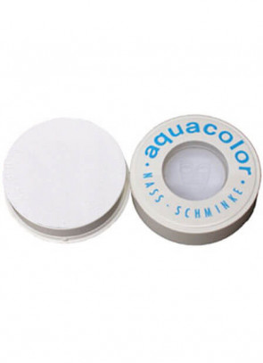 Kryolan Professional Stage Makeup Aquacolor White 070 Face Paint
