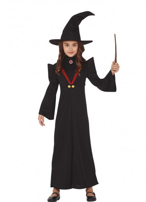 Professor at School of Wizardry Girls Costume