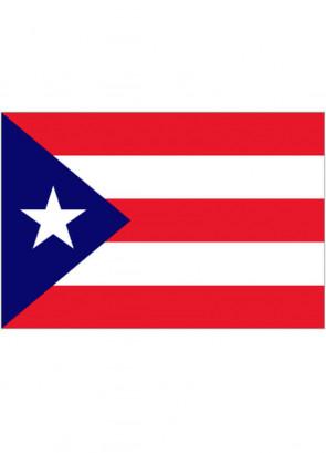 Puerto Rico Flag 5x3