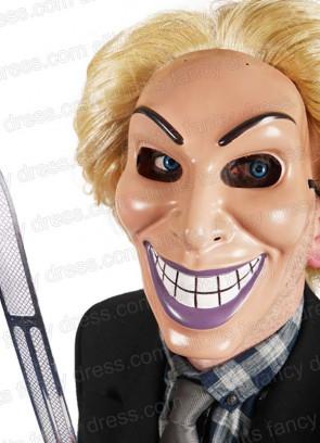 Evil-Grin Mask - Male